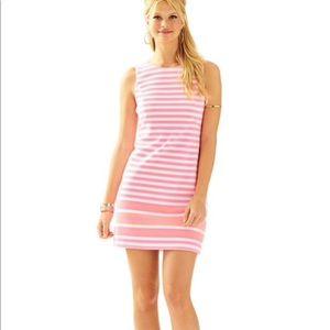 Lilly Pulitzer Eden A-Line Shift Dress Pink XS